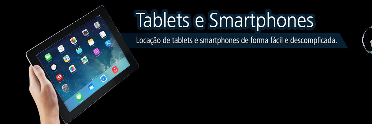 Locação de Tablets