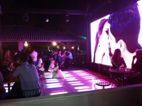 Aluguel de painel de LED para festas – 5 ideias para uma festa surpreendente!
