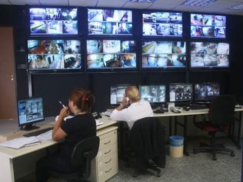 CFTV - Circuito Fechado de Câmeras e Alarme