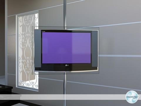 Opções de suportes para TVs